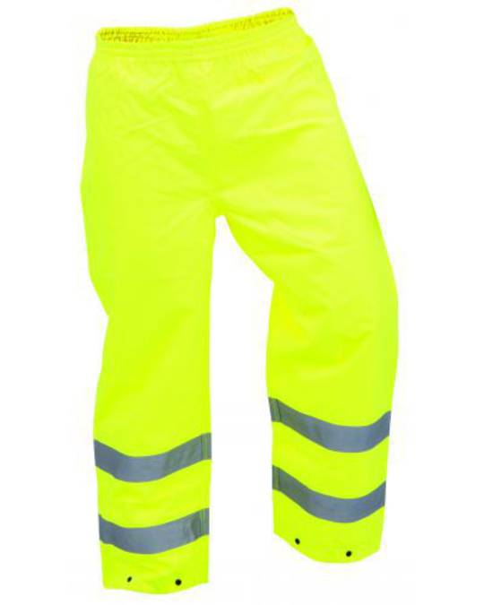 Bison Stamina Yellow Day/Night Overtrousers