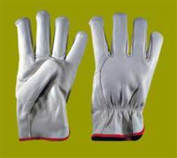 HSE Grey Riggers Drivers Glove
