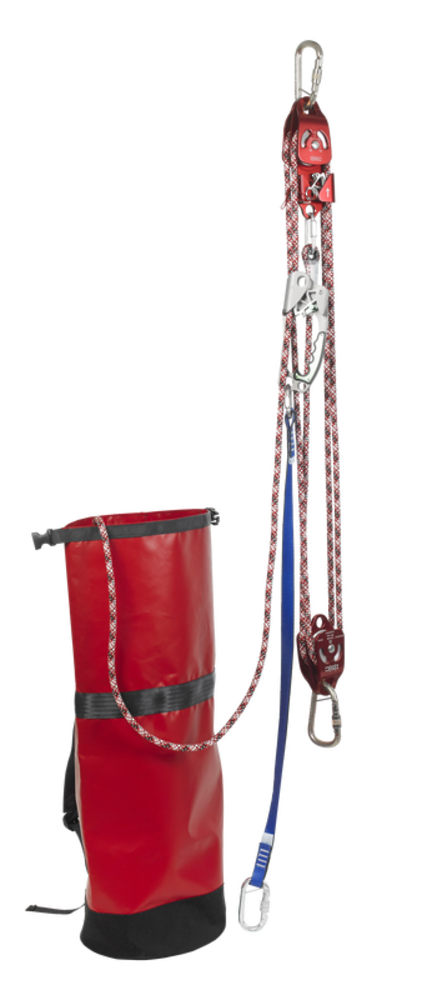 Ikar Rope Pulley Rescue System