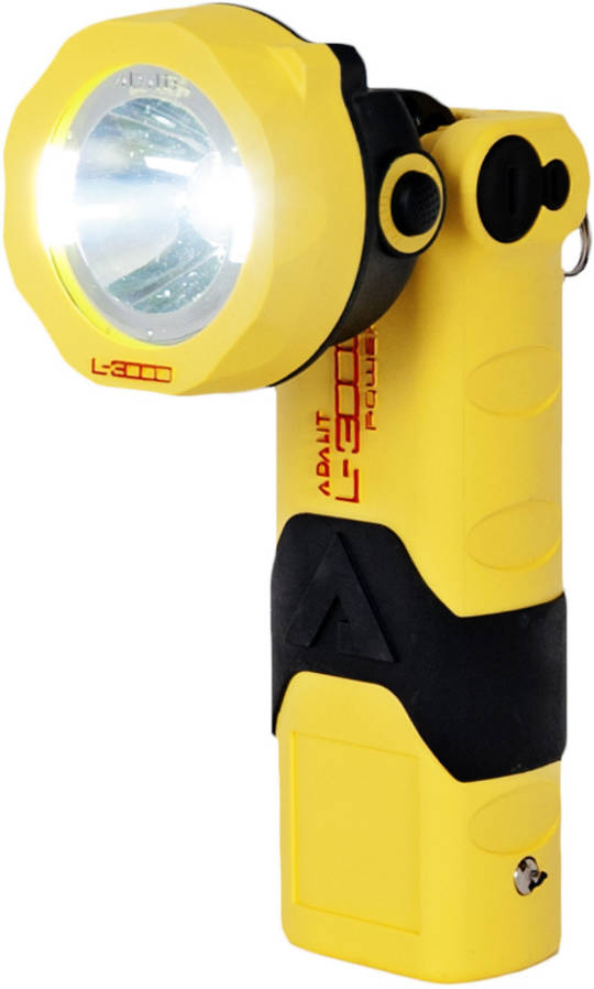 ADALIT L3000 Power Zone 0 LED Safety Torch