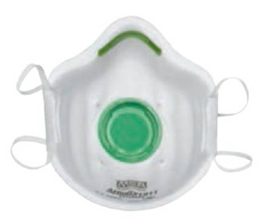 MSA Affinity 1211 P1 Valved Disposable Respirator