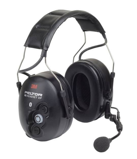 Peltor WS ProTac XP with Blue Tooth Earmuff - Class 5
